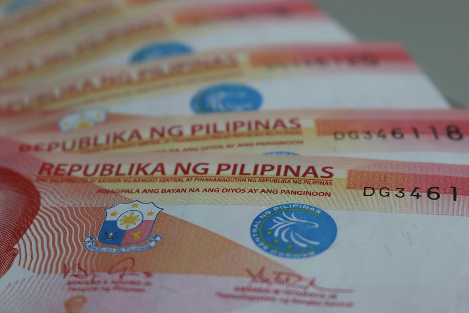 filipínské bankovky